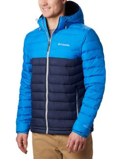 jaqueta-powder-lite-hooded-jacket-collegiate-navy-azu-gg-1693931-467egr-1693931-467egr-1