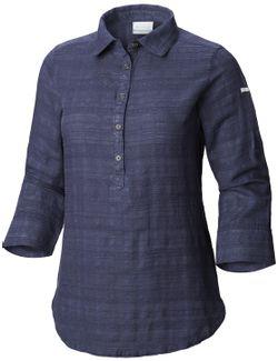camisa-summer-ease-popover-tunic-nocturnal-m-al2549--466med-al2549--466med-1
