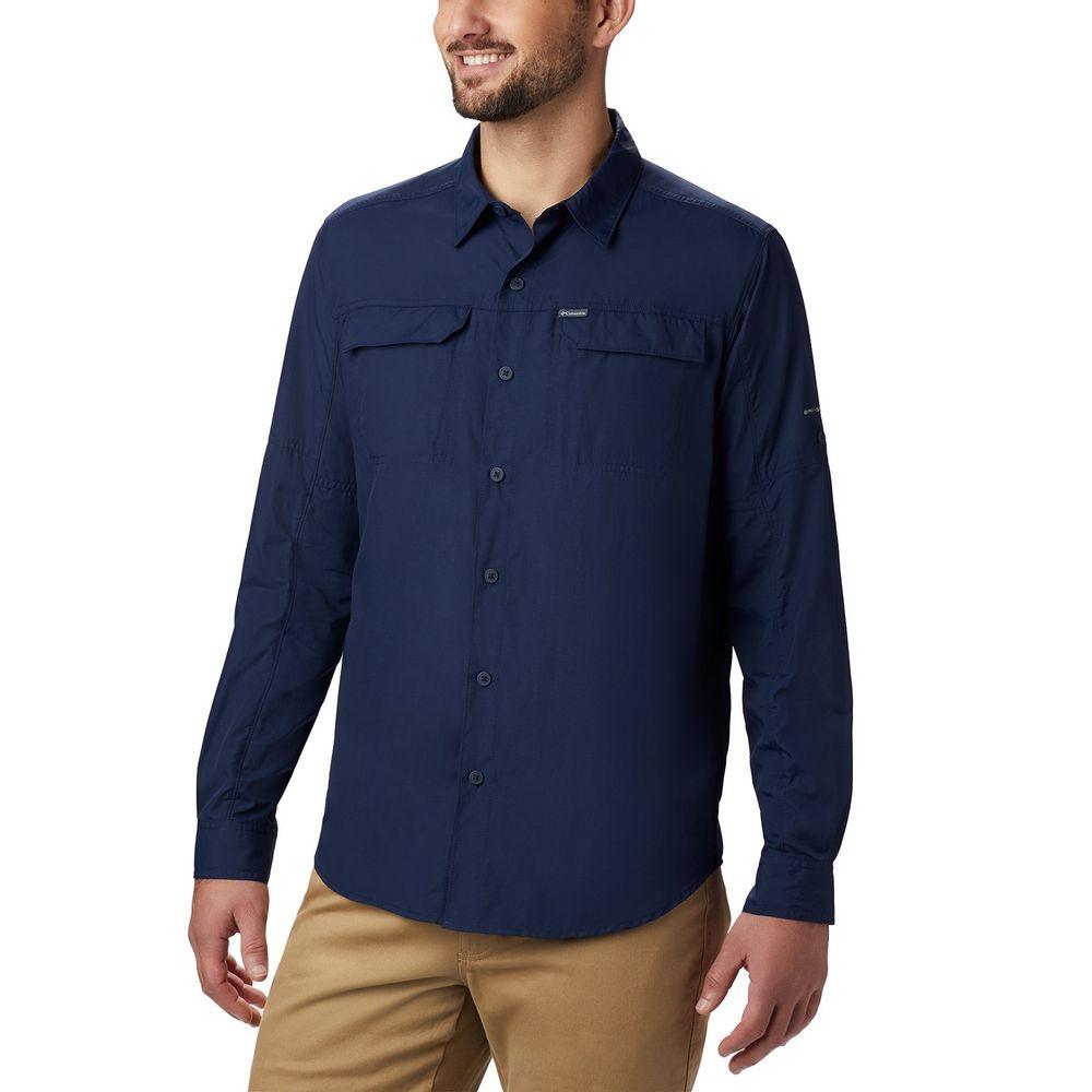 camisa-silver-ridge-2-long-sleeve-shirt-collegiate-navy-eeg-ao0651--464eeg-ao0651--464eeg-1