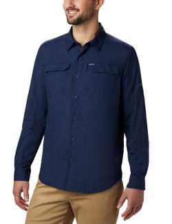 camisa-silver-ridge-2-long-sleeve-shirt-collegiate-navy-eeg-ao0651--464eeg-ao0651--464eeg-1