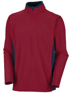 blusao-klamath-range-ii-half-zip-red-element-collegi-gg-em6503--617egr-em6503--617egr-1