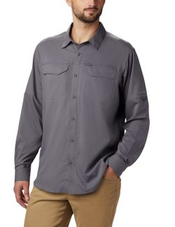 camisa-silver-ridge-lite-long-sleeve-sh-lack-preto-cinza-ee-1654321-023eeg-1654321-023eeg-6